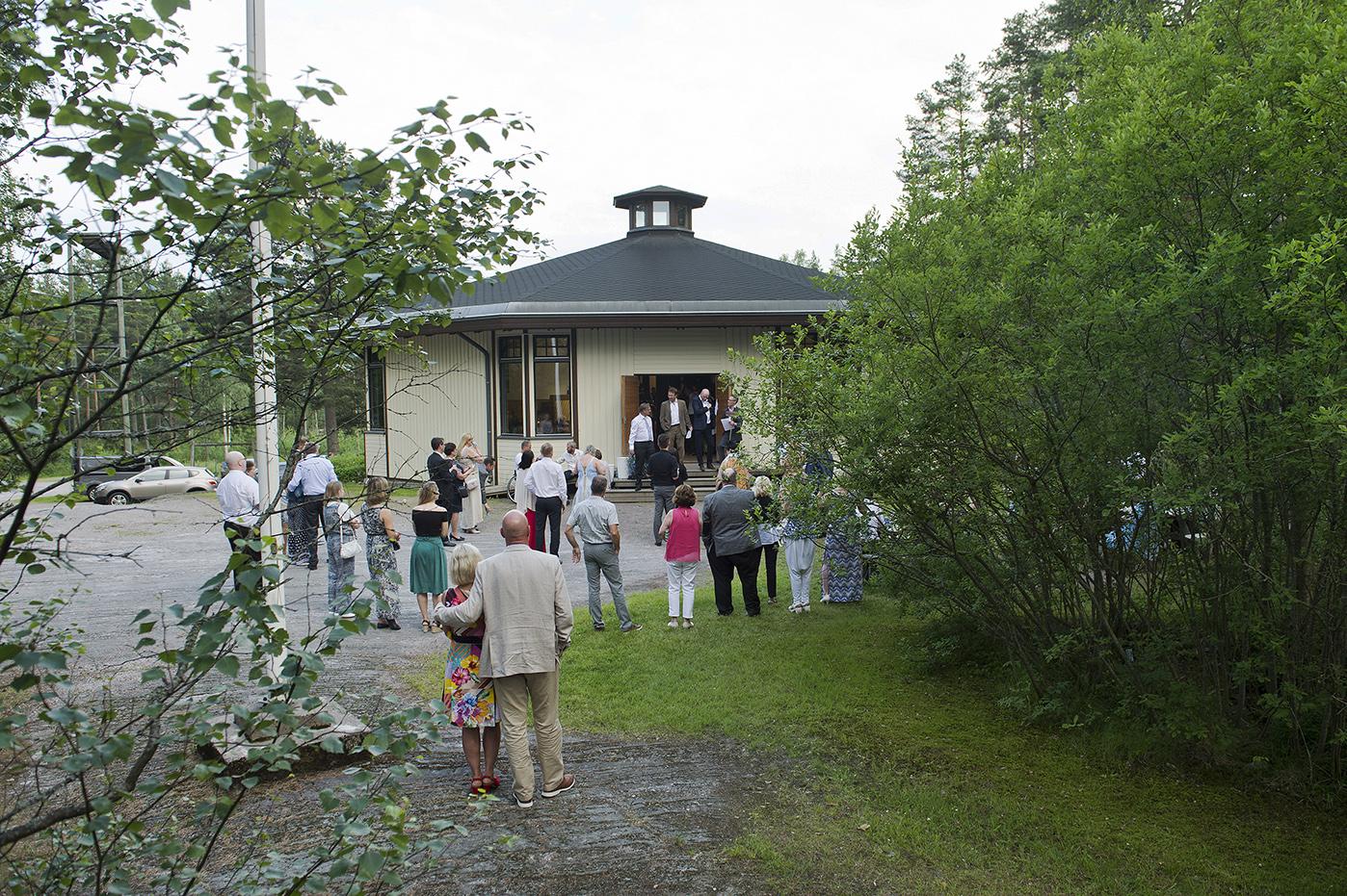 Hedåsen -juhlasali Sipoo