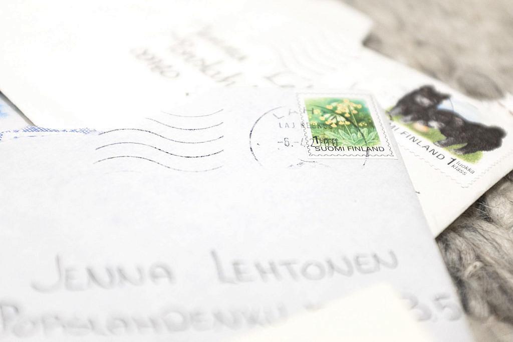 Kirjeenvaihto