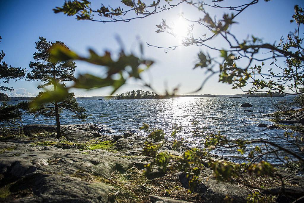 Vuosaaren ranta, Itä-Helsinki